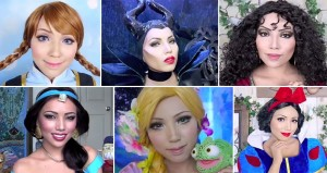 Disney Makeover Transformations