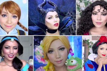 Disney Makeover Transformations