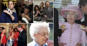 Embarrassing Photos UK Royal Family