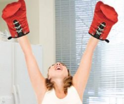 Fighting Gloves Oven Mitts