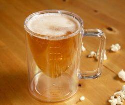 Football Beer Mug