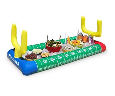 Football Stadium Inflatable Salad Bar ice