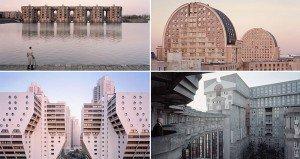 Forgotten Parisian Housing Estates