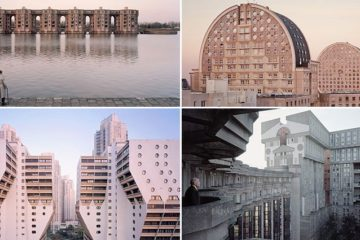 Forgotten Parisian Housing Estates