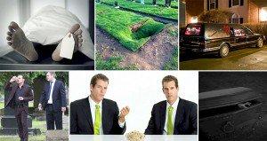 Freaky Things Funeral Workers