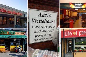 Funny Pun Shop Names