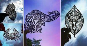 Handcut Paper Animals Jo Chorny