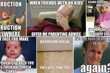 Hilarious Amusing Parenting Images
