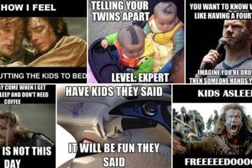 Hilarious Images Parenting