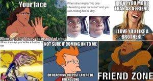 Hilarious Relatable Friend Zone Images