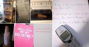 Husbands Creative Sense Of Humor