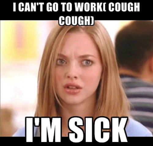 Im Sick