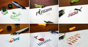 Incredible Calligraphy Tolga Girgin