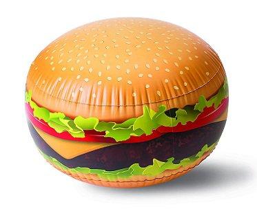 Inflatable Burger ball