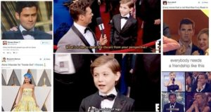 Internet Reactions The Oscars