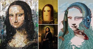 Interpretations Mona Lisa Painting
