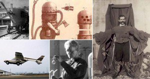 Inventors Killed By Inventions