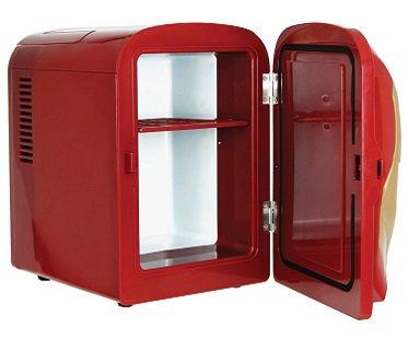 Iron Man mini fridge cooler