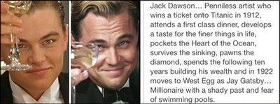 Jack Dawson Theory
