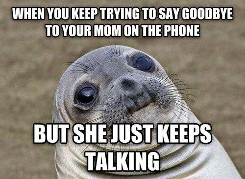 Keeps Talking