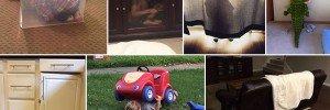 Kid Need Practice Hide-And-Seek