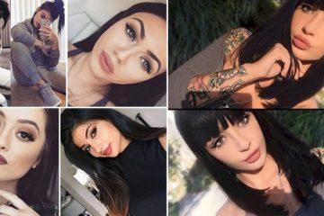 Kylie Jenner Lookalikes