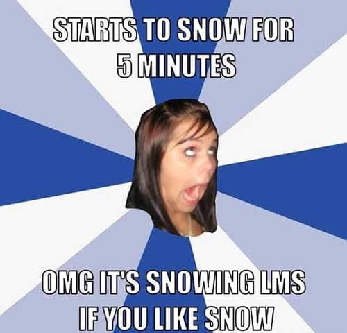 LMS 17 amusing images for those who love snow