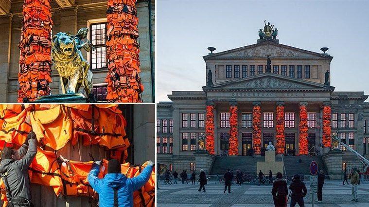 Life Jackets Concert Hall Berlin