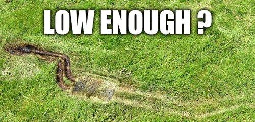 Low Enough