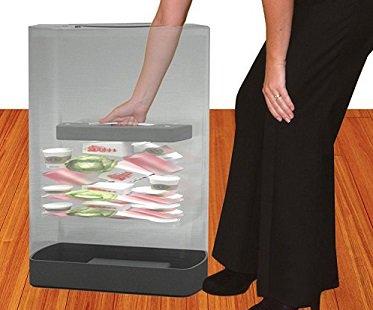 Manual Trash Compactor bin