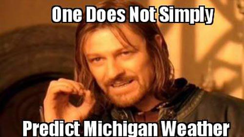 Michigan Weather
