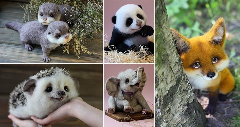 these are the most adorable toy animals that we 39 ve ever seen awesome
