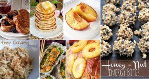 Most Delicious Recipes Honey