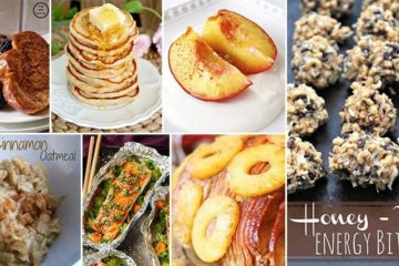 Most Delicious Recipes Honey