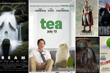 Movie Posters One Letter Changed