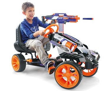 Nerf Battle Racer Ride On