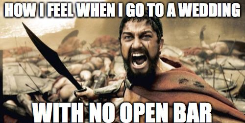 No Open Bar