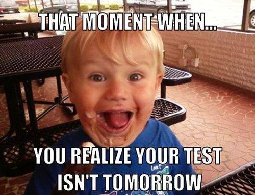 Not Tomorrow