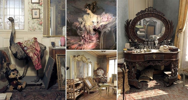 Parisian Apartment Untouched Years