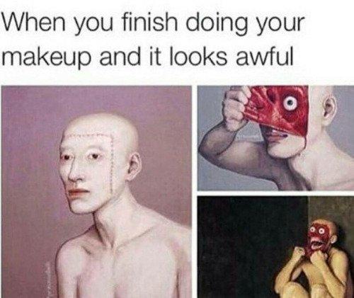 Peel Off Face