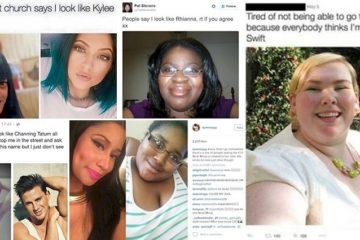 People Who Think Look Like Celebrities