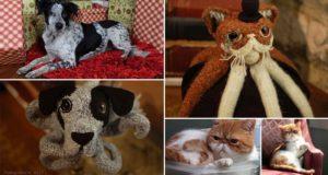 Pets Stuffed Toys Octocuties