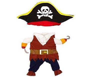 Pirate Pet Costume set