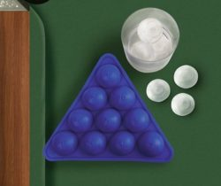 Pool Balls Ice Cube Tray