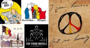 Powerful Pray For Brussels Images