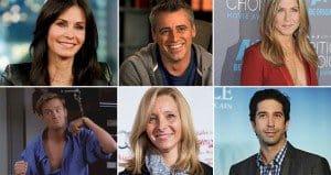 Secrets About Cast Friends