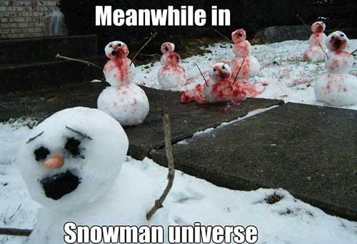 Snowman Universe