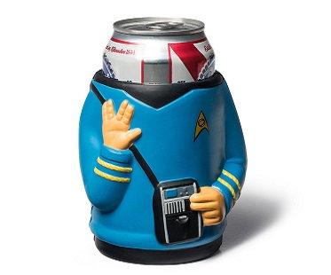 Spock Drink Kooler can