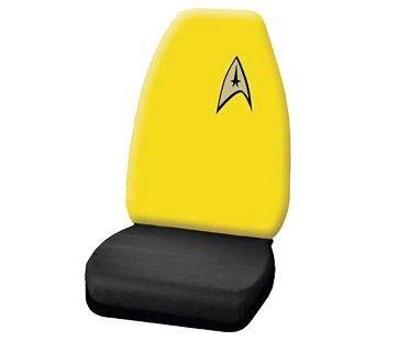 Star Trek Car Seat Cover