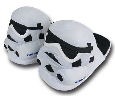Stormtrooper Slippers